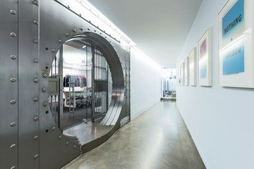 NYC conference rooms Meetingraum Space530 - The Vault image 4
