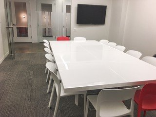 NYC conference rooms Meetingraum Space530 - The Square image 1