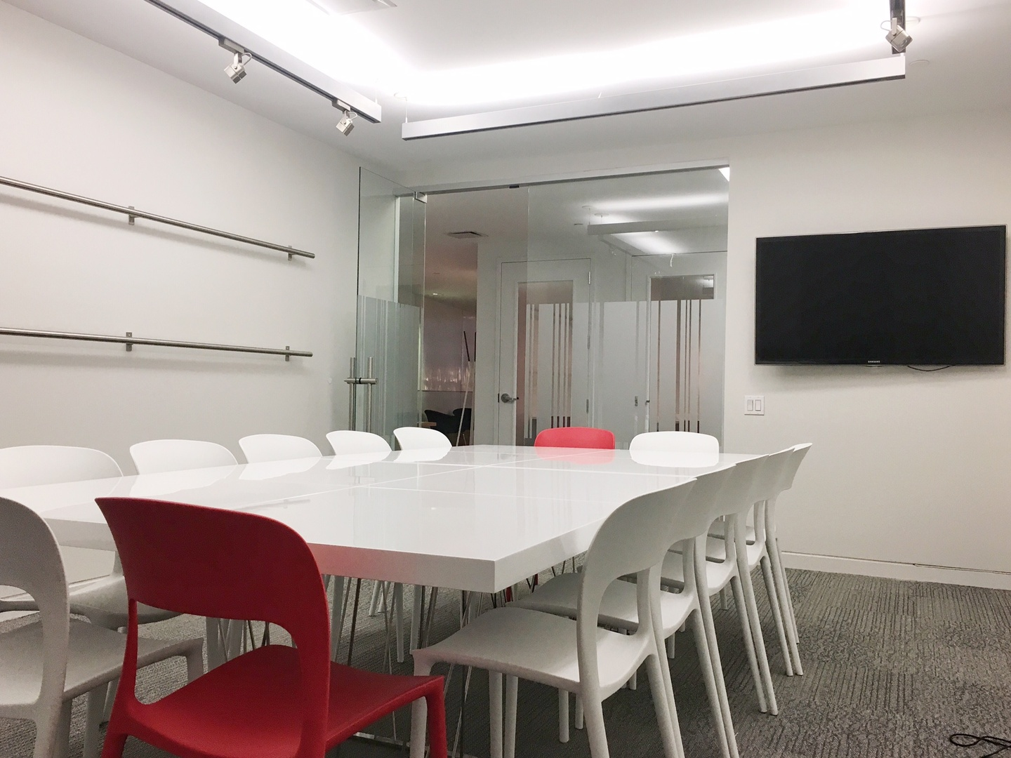 NYC conference rooms Salle de réunion Space530 - The Square image 0