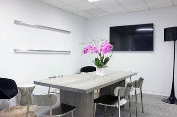 NYC conference rooms Meetingraum Space530 - The Mezz image 1