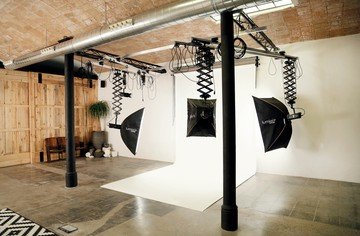 Barcelona workshop spaces Unusual The baSEment - set for shootings image 0