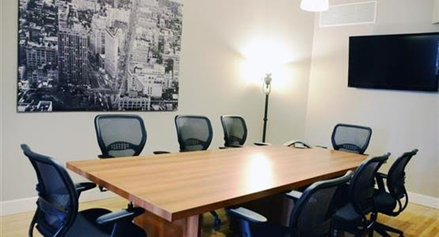 NYC conference rooms Meeting room Select Office Suites - Large Broadway image 0
