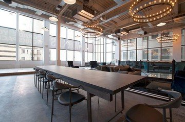 NYC corporate event venues Meeting room The Bond Collective - The Mezz image 12
