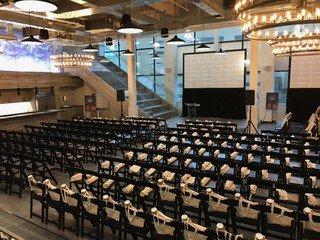 NYC corporate event venues Salle de réunion The Bond Collective - The Mezz image 2