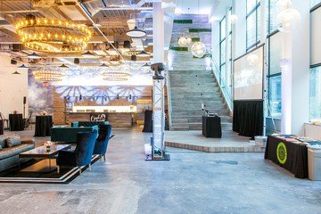 NYC corporate event venues Meeting room The Bond Collective - The Mezz image 4