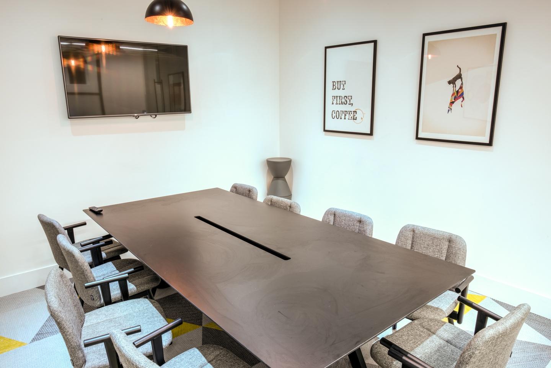Londres conference rooms Salle de réunion Headspace - Sherlock image 0