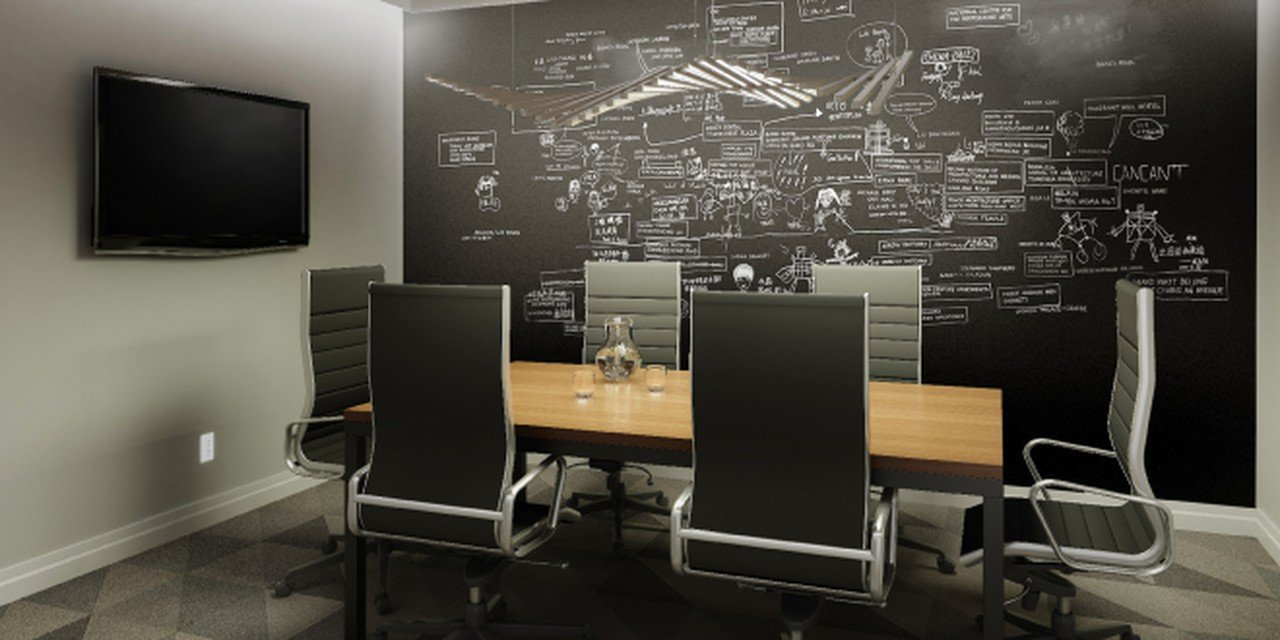 NYC conference rooms Meetingraum The Bond Collective - Flatiron - The Boardroom image 0