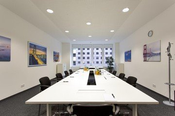 Hamburg Train station meeting rooms Meeting room ABC Business Center City - Konferenzraum San Francisco image 0