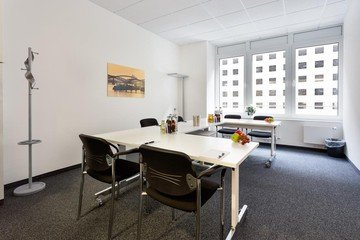 Hamburg Train station meeting rooms Meetingraum ABC Business Center City - Konferenzraum Elbe image 0