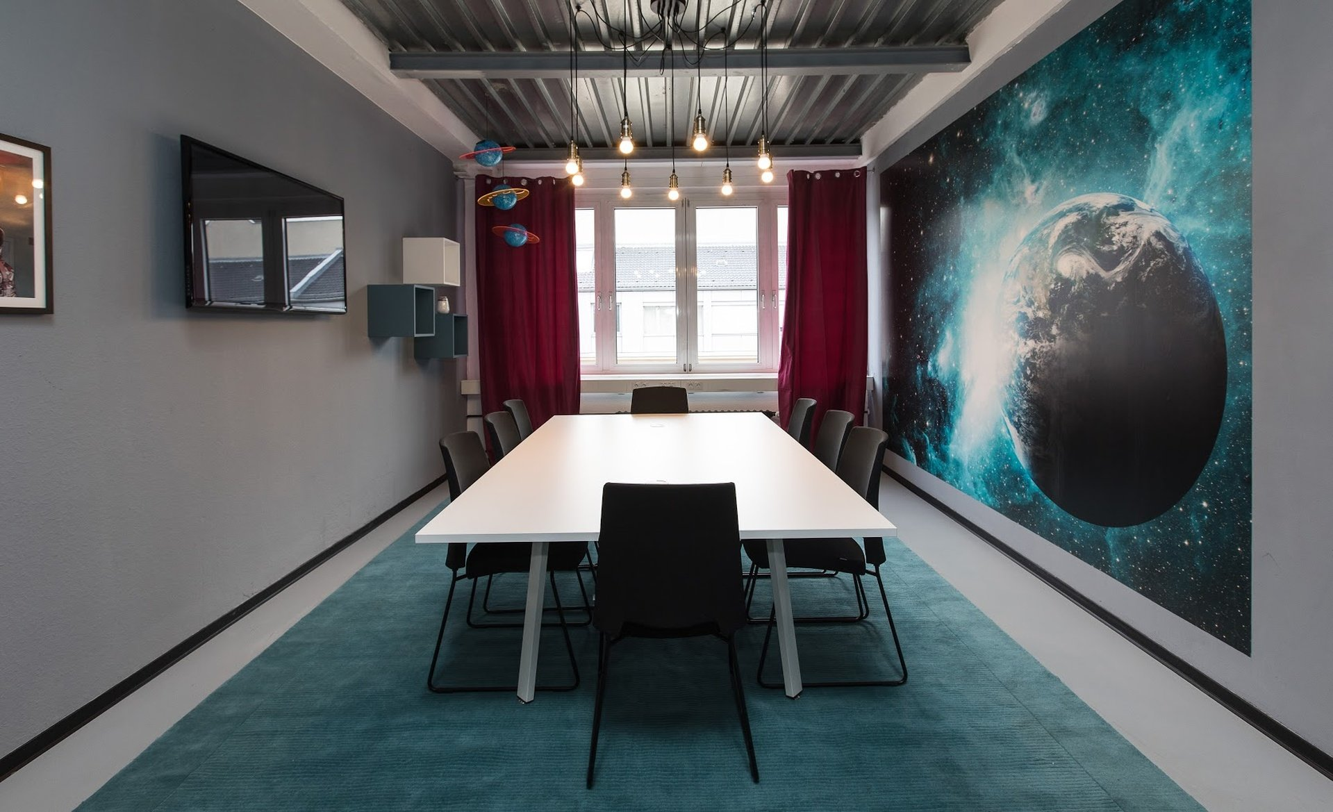 Berlin conference rooms Meeting room rent24 Mitte - Shoot for the Moon image 0