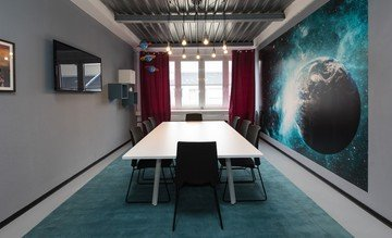 Berlin conference rooms Meetingraum rent25 Mitte - Shoot for the Moon image 0