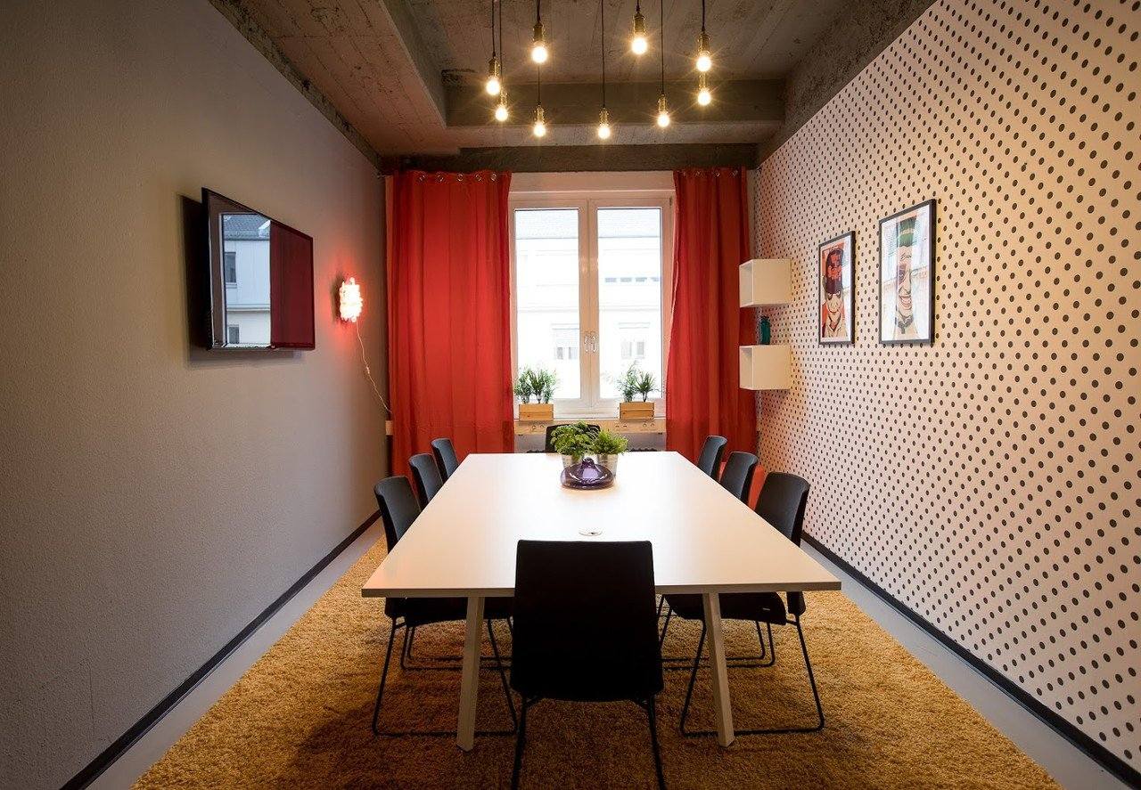 Berlin conference rooms Meetingraum rent24 Mitte - Comic Convention image 0