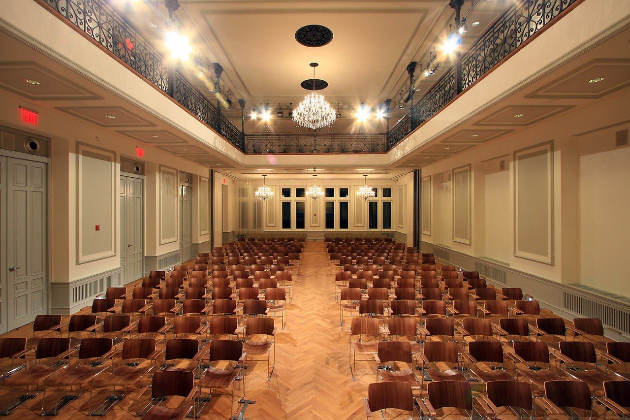 NYC corporate event venues Historische Gebäude Bohemian National Hall - Ballroom image 0