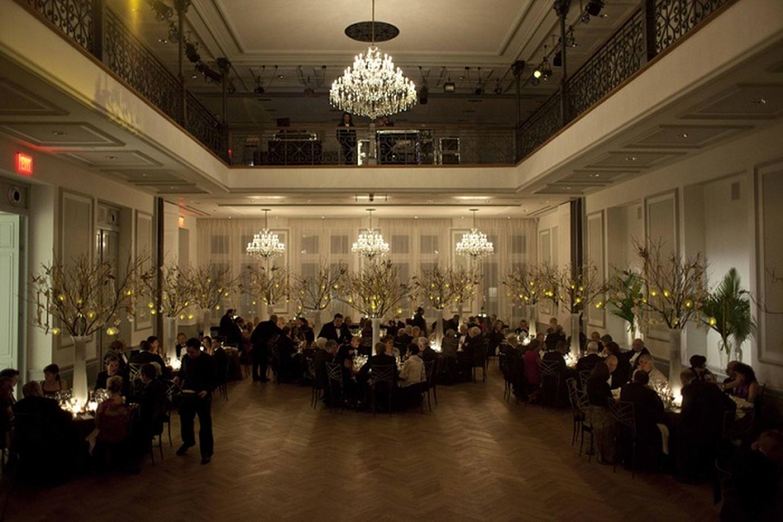 NYC corporate event venues Historic venue Bohemian National Hall - Ballroom image 2