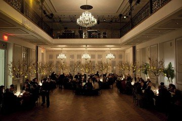 NYC corporate event venues Historische Gebäude Bohemian National Hall - Ballroom image 2