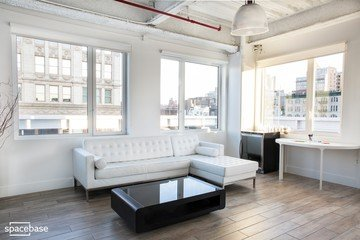 NYC workshop spaces Meetingraum Cubico Penthouse image 2