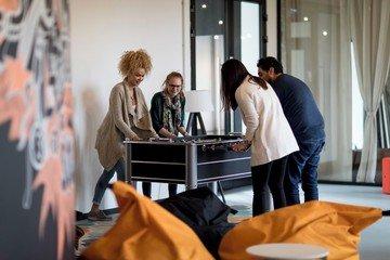 Berlin workshop spaces Espace de Coworking rent24 Mitte - Activity Room image 7