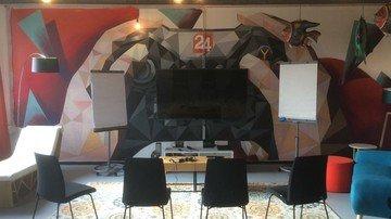 Berlin workshop spaces Espace de Coworking rent24 Mitte - Activity Room image 4