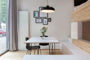 Berlin conference rooms Patio / Cour extérieure Helle Designer Wohnung / Büro image 0