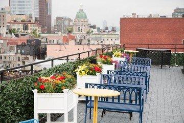 NYC workshop spaces Rooftop MEET On Bowery image 7