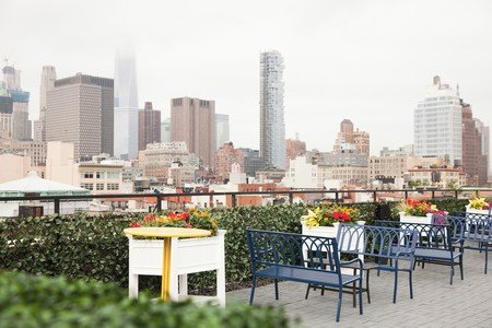 NYC workshop spaces Rooftop MEET On Bowery image 0