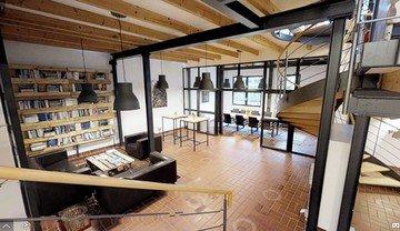 Hamburg Besprechungsräume Meeting room anders arbeiten - Grosser Konferenzraum image 8