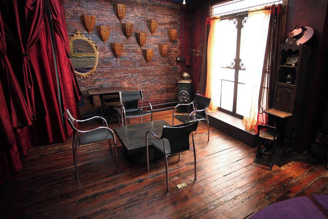 NYC conference rooms Unusual venue One-Of-A-Kind Meeting Space image 0