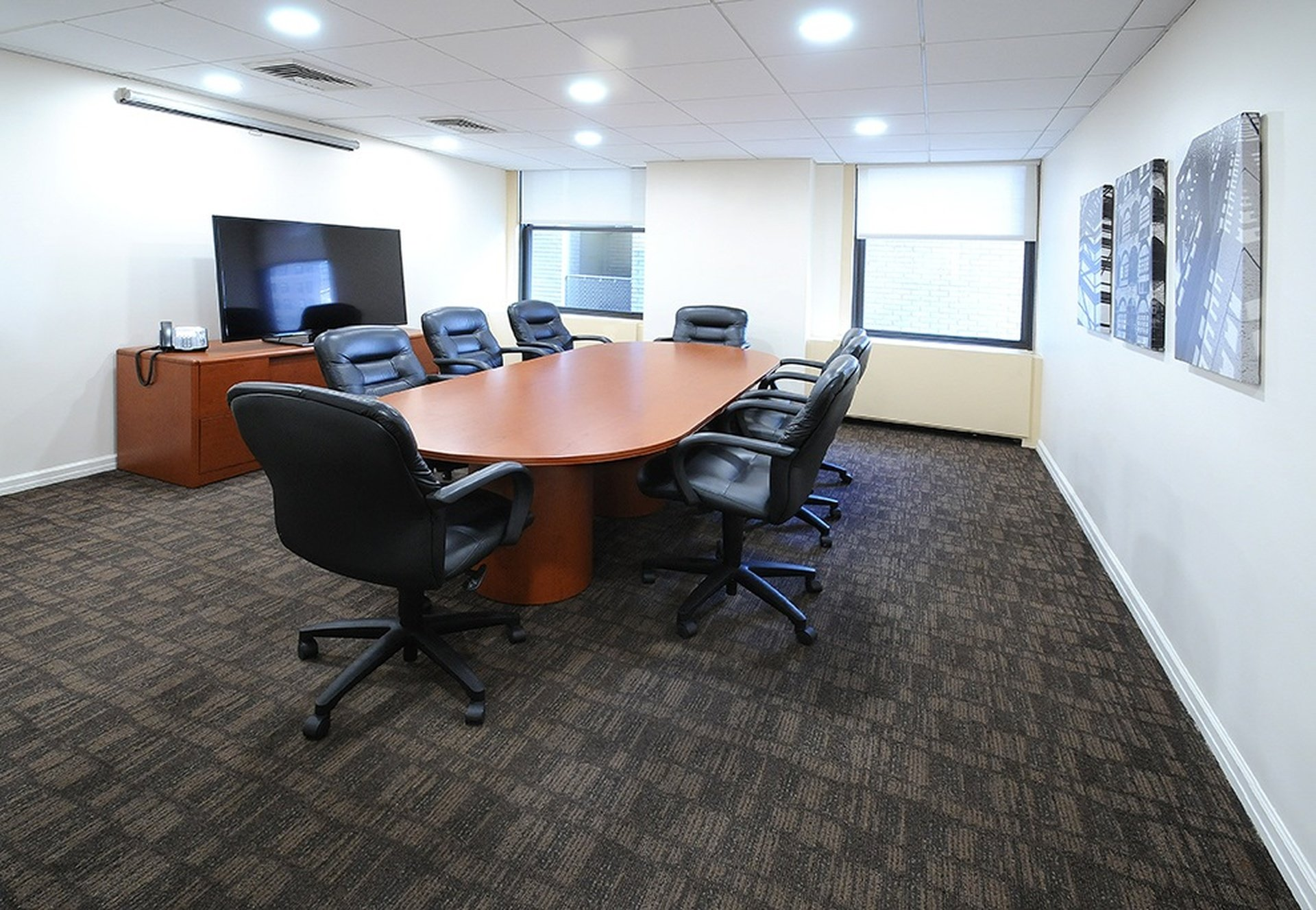 NYC conference rooms Meeting room Prime Office Centers 5th Avenue - room A image 0