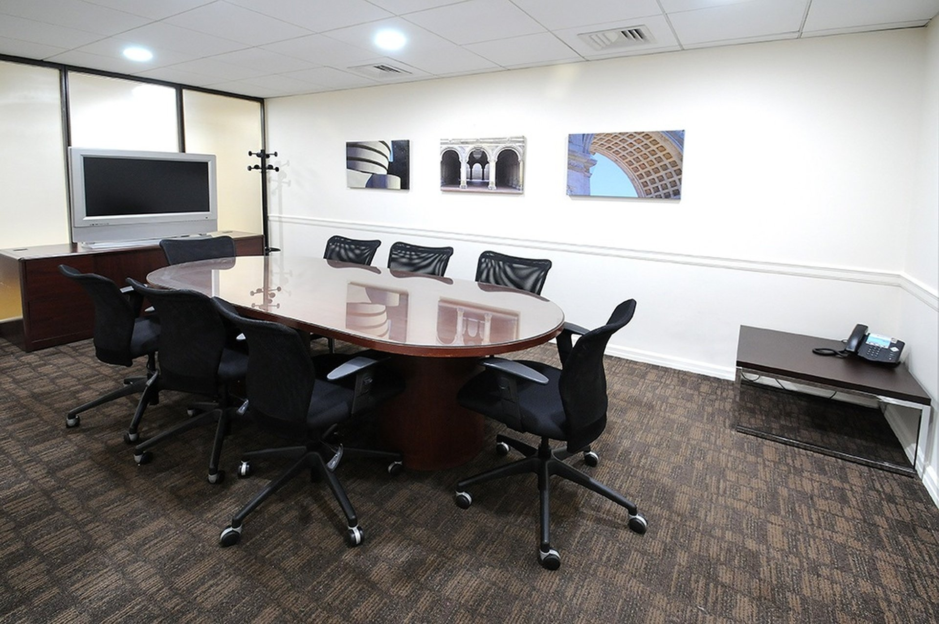 NYC conference rooms Meetingraum Prime Office Centers 5th Avenue - room B image 0