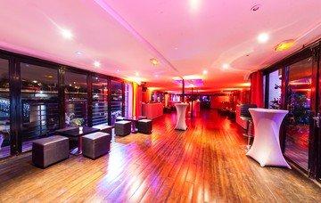 Paris corporate event venues Salle de réception Concorde Atlantique - Salle Panoramique image 2