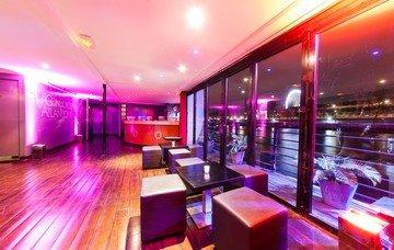 Paris corporate event venues Salle de réception Concorde Atlantique - Salle Panoramique image 4