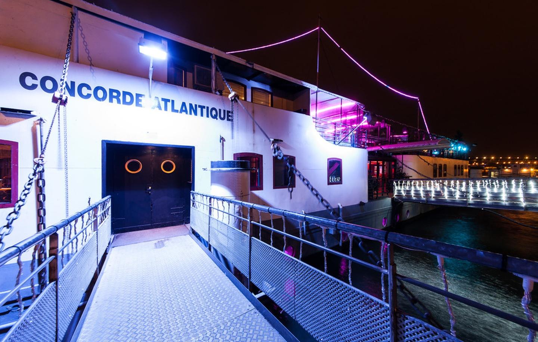 Paris corporate event venues Partyraum Concorde Atlantique - Salle Panoramique image 1