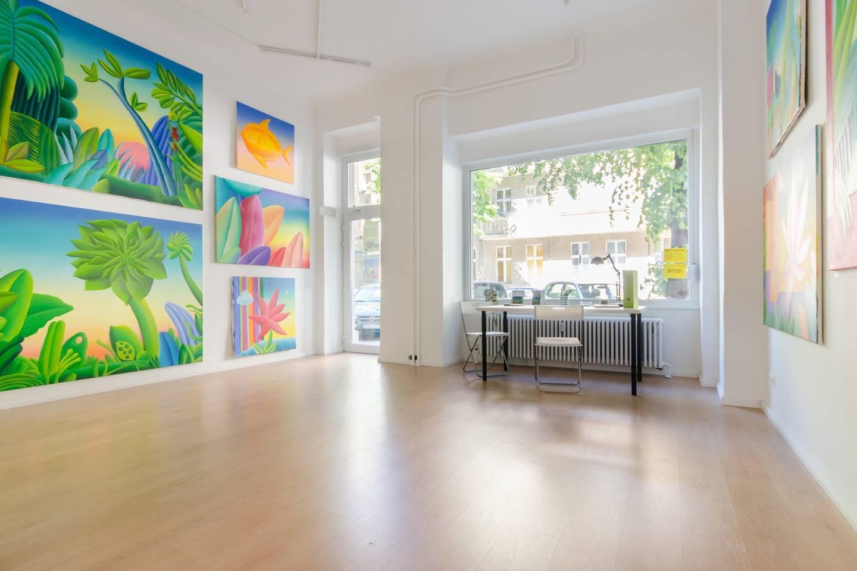 Berlin workshop spaces Galerie LiTE-HAUS Galerie + Projektraum image 16