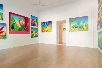 Berlin workshop spaces Gallery LiTE-HAUS Galerie + Projektraum image 17