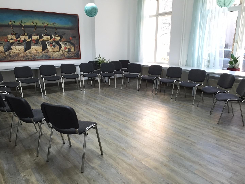 Berlin seminar rooms Unusual Barbarossa Studio image 1