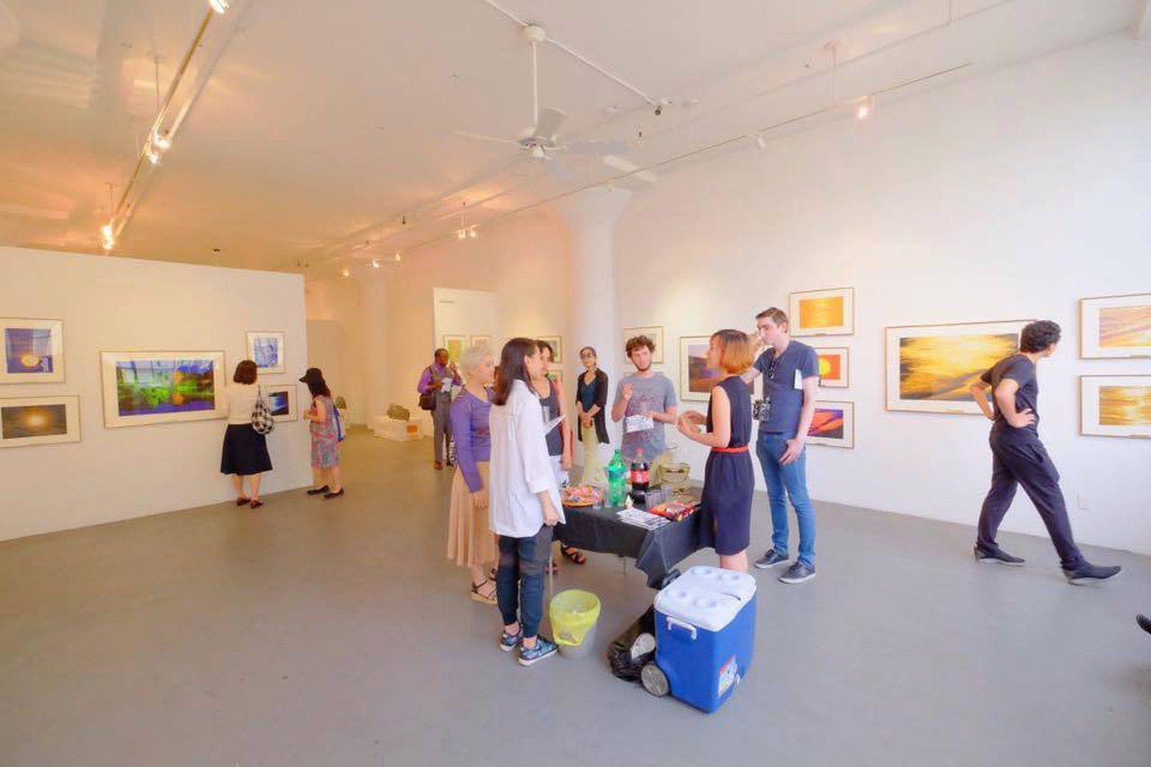 NYC corporate event venues Galerie d'art Caelum Gallery image 4