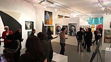 NYC corporate event venues Galerie d'art Caelum Gallery image 8