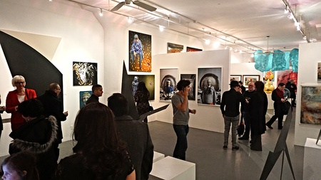 NYC corporate event venues Gallery Caelum Gallery image 8