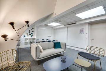 Paris Train station meeting rooms Meetingraum Ruche image 1