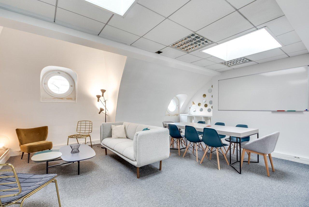 Paris Train station meeting rooms Salle de réunion Mogador - Ruche image 0
