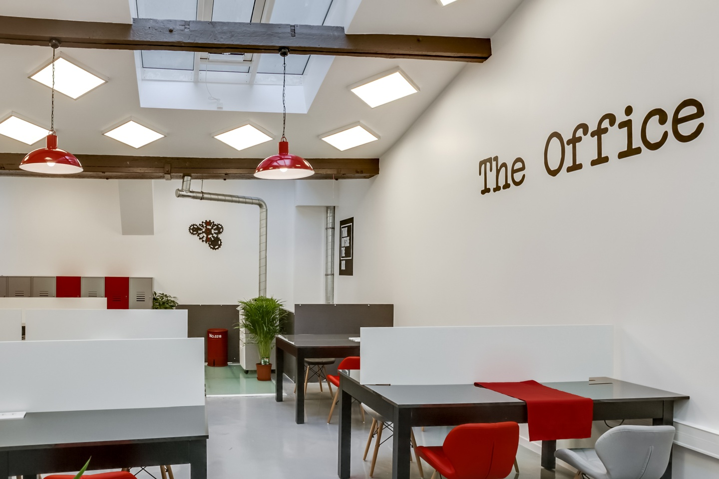 Paris corporate event venues Coworking Space The Office - COWORKING PLACE image 1