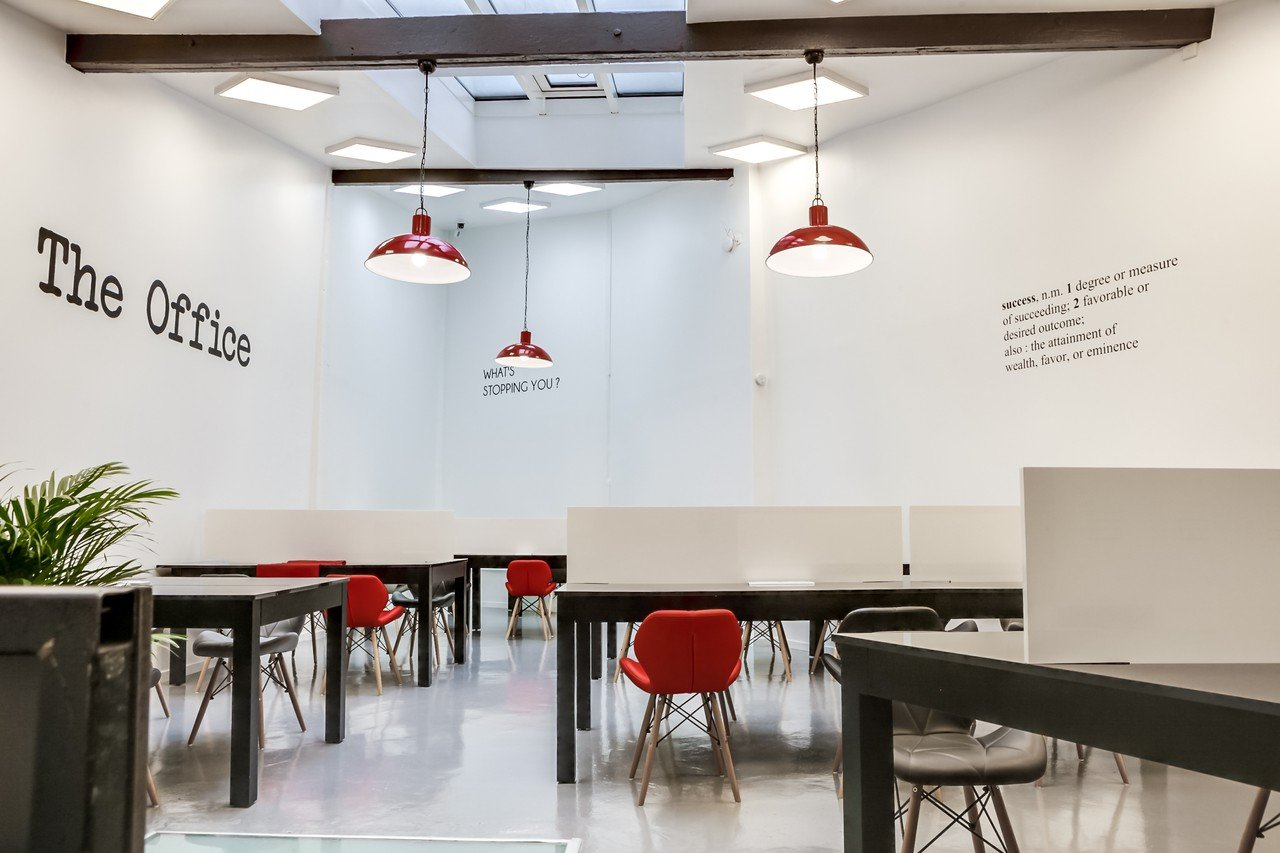 Paris corporate event venues Espace de Coworking The Office image 0