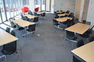 NYC workshop spaces Salle de réunion 5th Floor Event Space and Terrace image 7