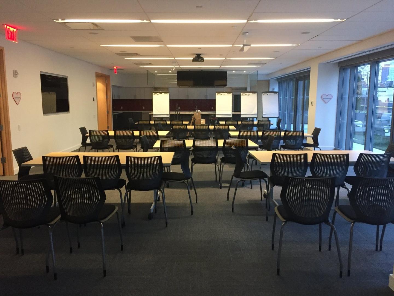 NYC workshop spaces Salle de réunion God´s Love We Deliver - 5th Floor ES & T image 3