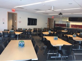 NYC workshop spaces Salle de réunion 5th Floor Event Space and Terrace image 8