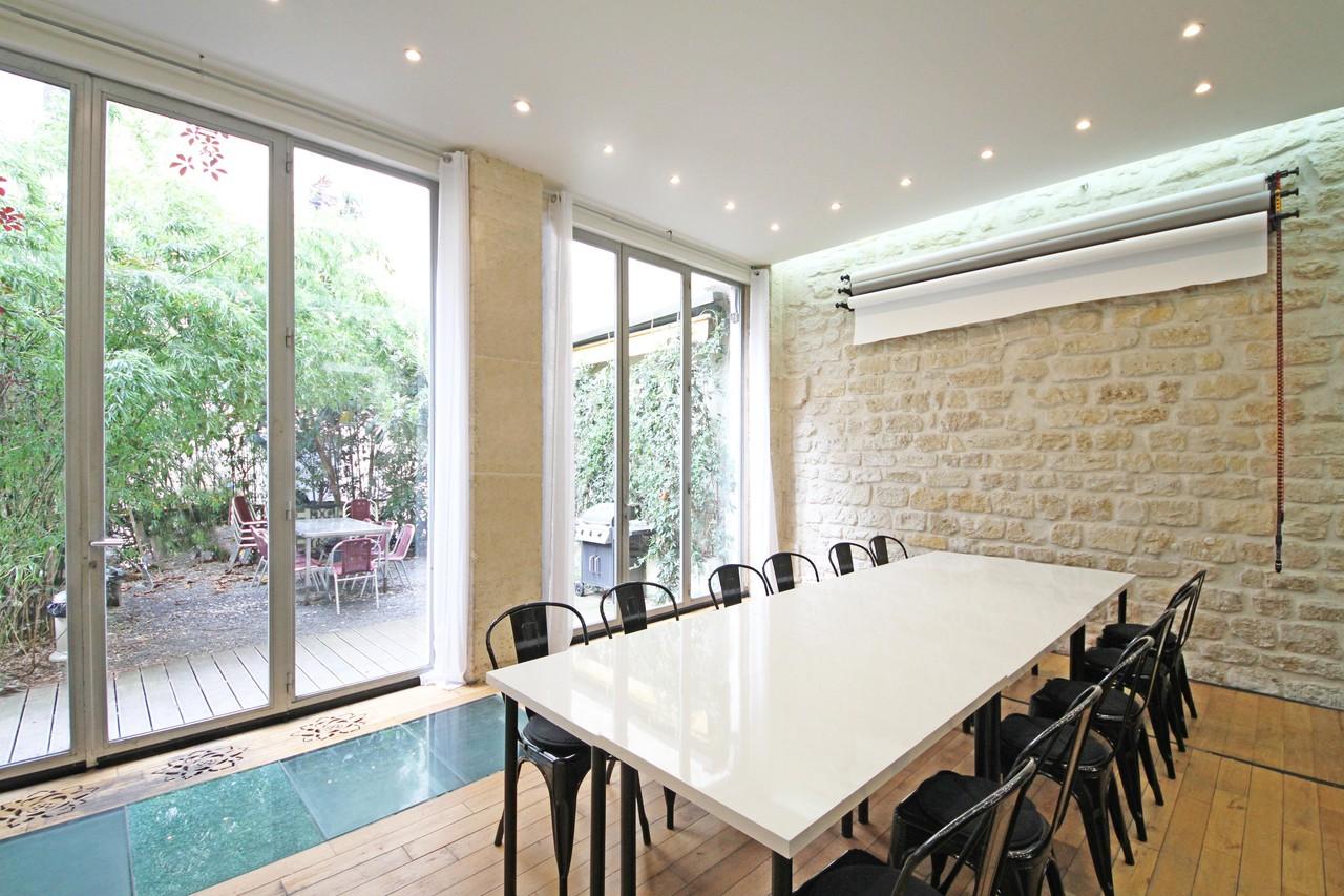 Paris workshop spaces Private residence Large Space image 0