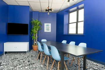 NYC conference rooms Coworking Space Colab-Factory - Conference room 2 image 0