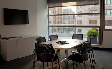 NYC conference rooms Meeting room God´s Love We Deliver - Manhattan conference room image 1
