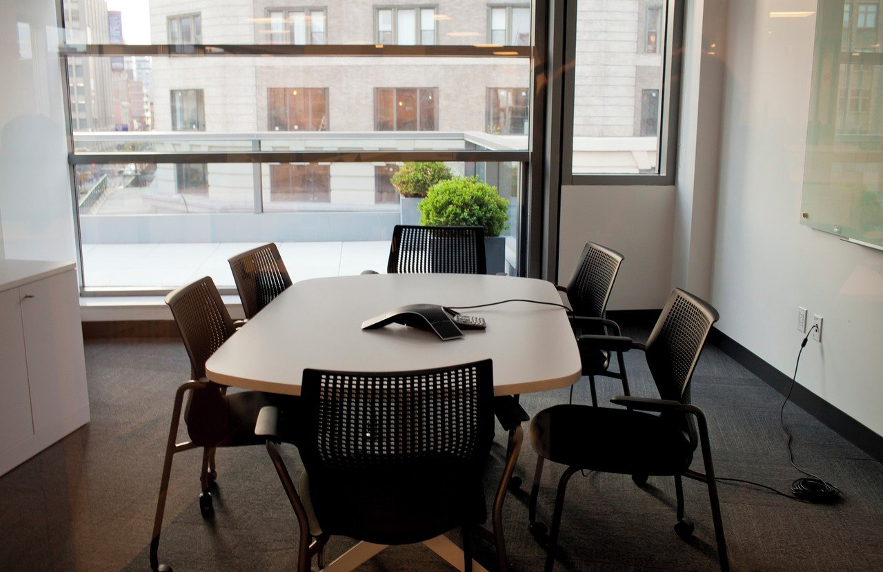 NYC conference rooms Meeting room God´s Love We Deliver - Manhattan conference room image 0
