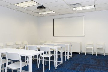 NYC conference rooms Coworking space Colab-Factory - Classroom image 0